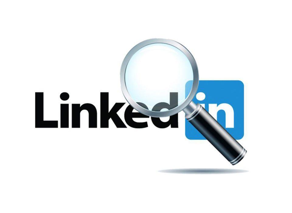 Ricercare contenuti in LinkedIn