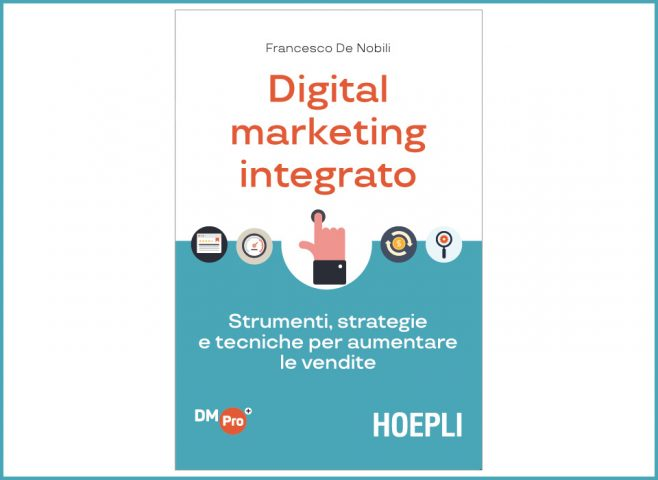 copertina libro digital marketing integrato