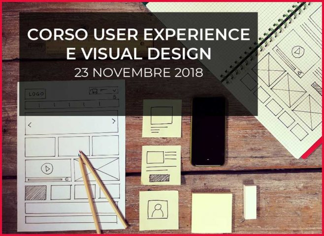 Corso user experience e visual design