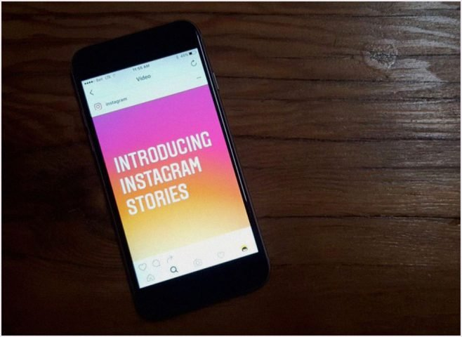 programmare instagram stories