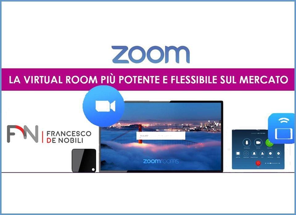zoom meeting italiano prezzi