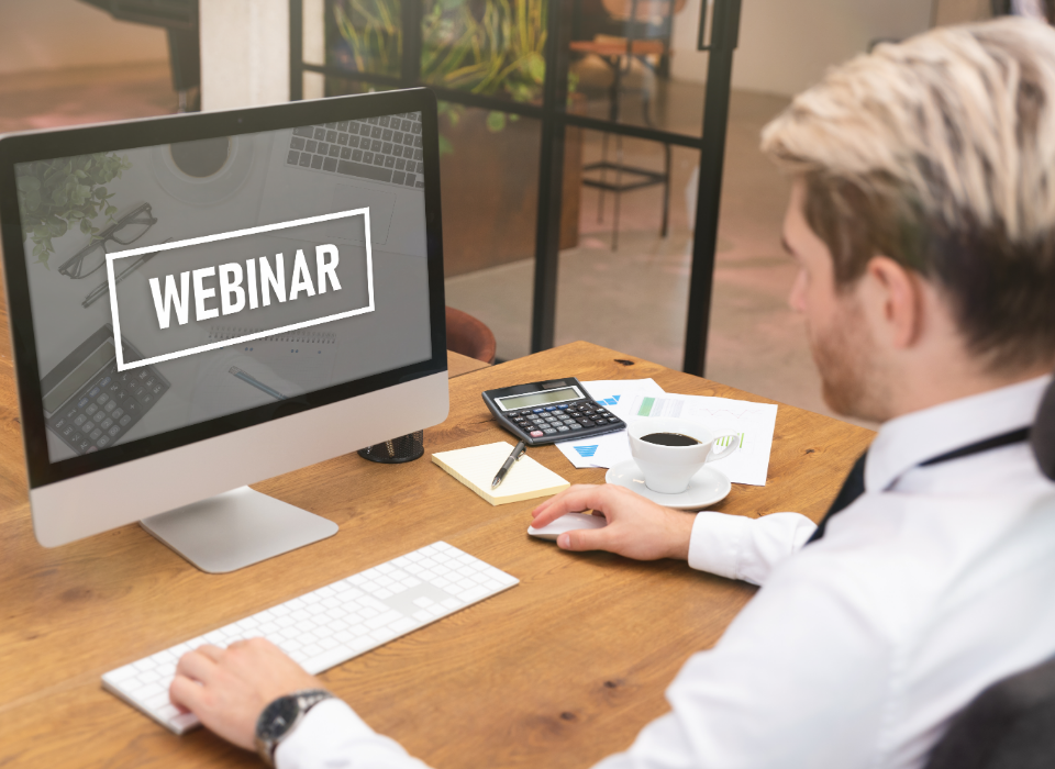 corso webinar marketing